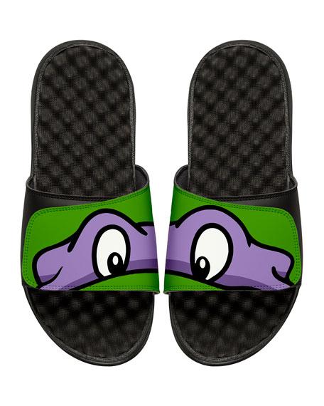 ISlide Teenage Mutant Ninja Turtles Donatello Slide Sandal ...