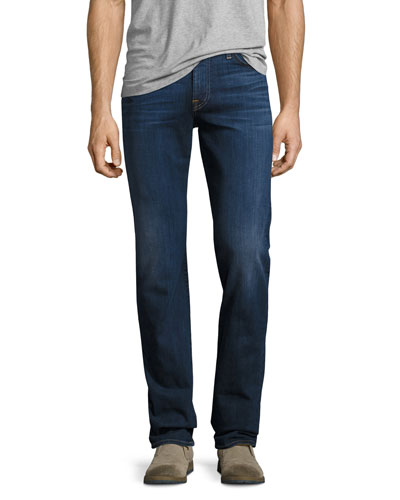 Slimmy Slim Jeans, Dark Blue