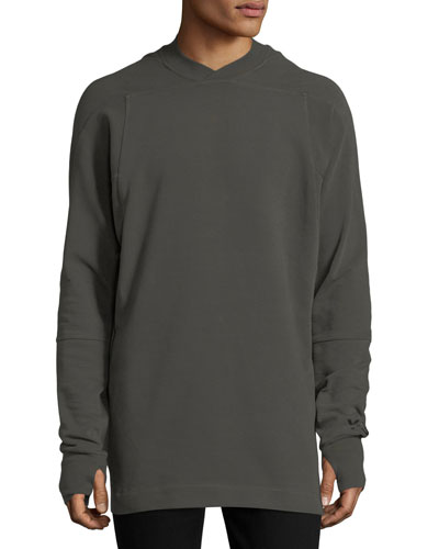 3-Stripes V-Neck Sweatshirt