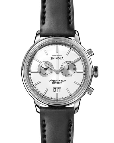 Bedrock Chronograph Watch
