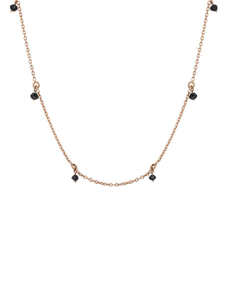 ngt necklace diamond horizontal pendant products briolette