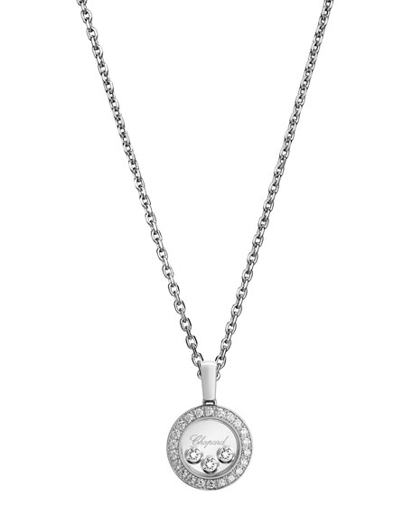 necklaces pendant rock necklace products elsa crystal oliver round jewellery tiffany co peretti