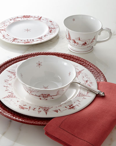 Country Estate Winter Frolic Dinnerware