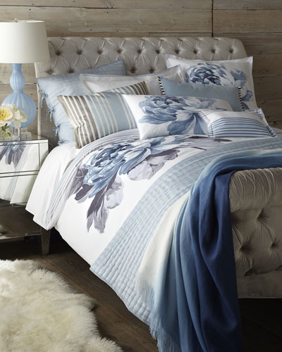 Charlottenberg Blue Bedding