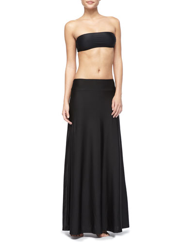 UPF 50 Long Skirt & Bandeau Bra