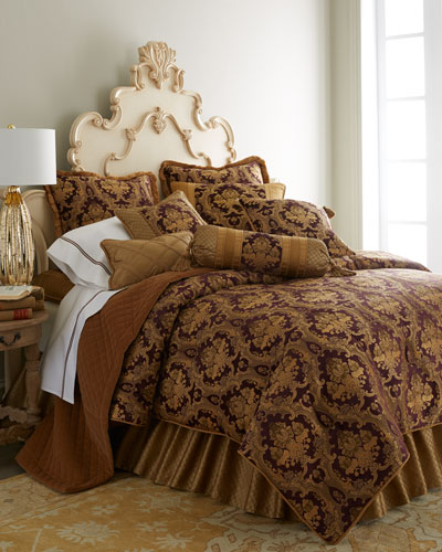 Viola Royale Bedding