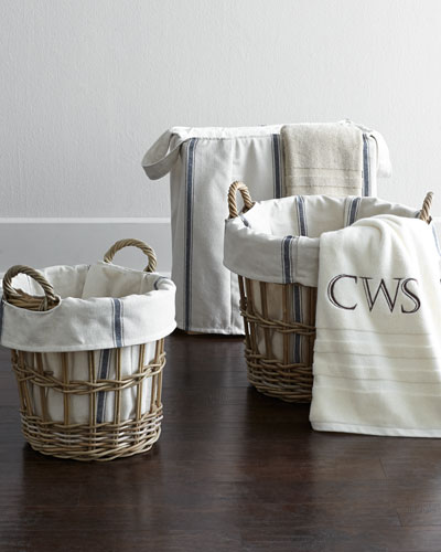 Bryn Laundry Baskets & Tote