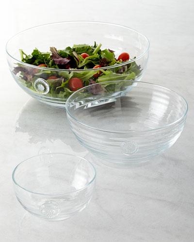 Berry & Thread Glass Bowls