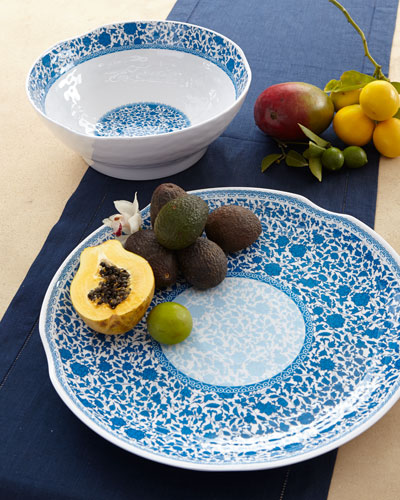Heritage Platter & Bowl