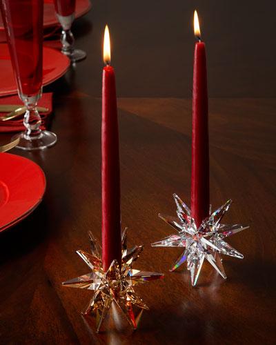 Star Candleholders
