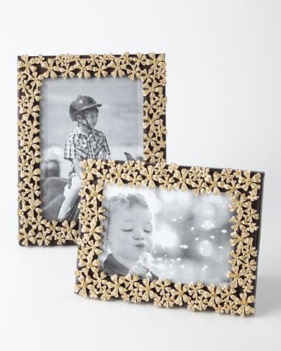 Gold Garland Frames
