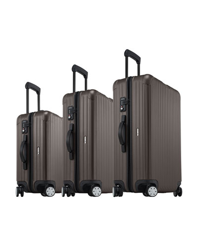 Salsa Matte Bronze Luggage