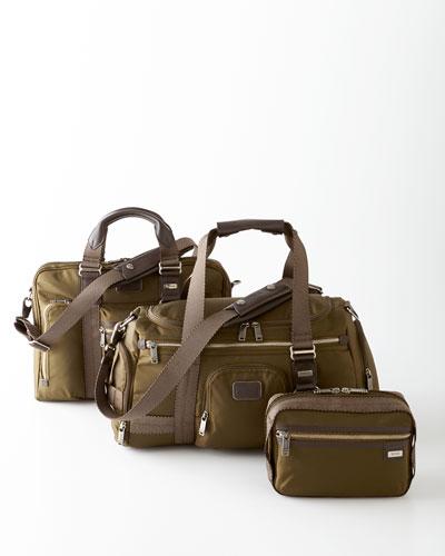 Olive Alpha Bravo Travel Bags