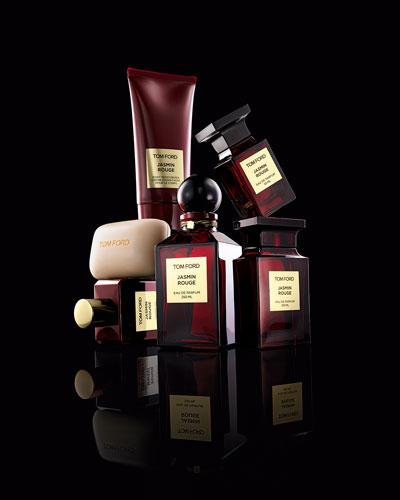 Jasmin Rouge Soap, Shower Gel, Moisturizer, & Eau de Parfum