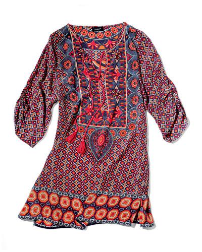 Camryn Silk Tunics