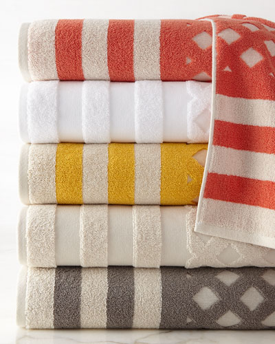 Moroccan Spice Towels