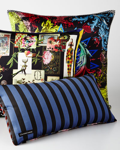 Bold Patterned Pillows