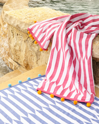 Nicatta Beach Towels