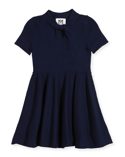 Twist Fit-and-Flare Dress, Size 8-14 and Matching Items