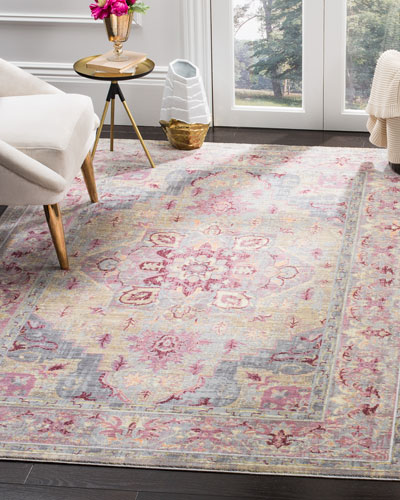 Baines Power-Loomed Rug