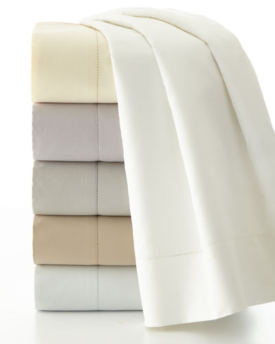 Standard Ultra Solid 610TC Pillowcases, Set of 2  and Matching Items