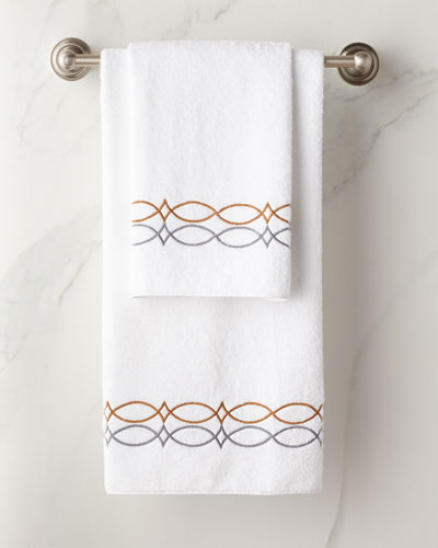 Duet Bath Towel and Matching Items