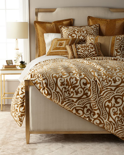 Loana Medallion European Sham  and Matching Items