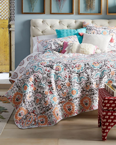 Danee Full/Queen 3-Piece Quilt Set  and Matching Items