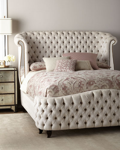Bridgitte Queen Bed  and Matching Items