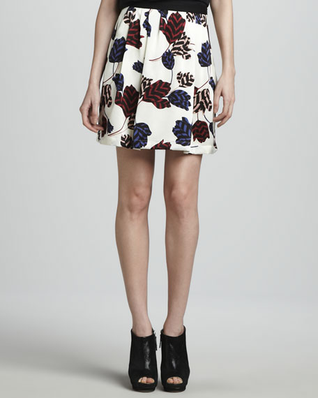 dc2c7bc07 MARC by Marc Jacobs Marie Tulip-Print Skirt