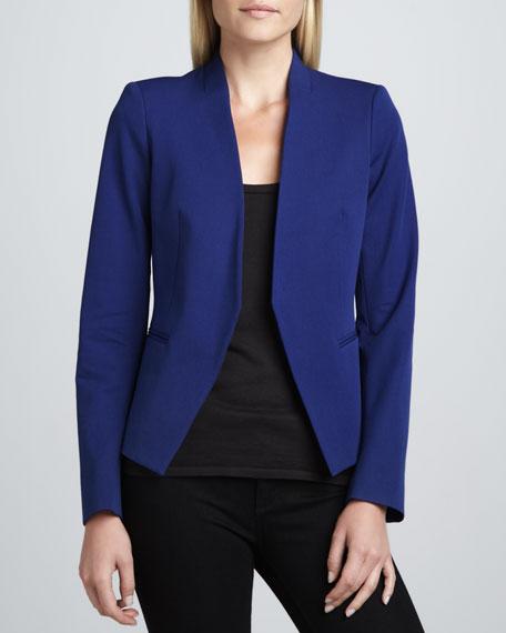 6d85b3ed9b Theory Lanai Basis Open Blazer, Bright Blue