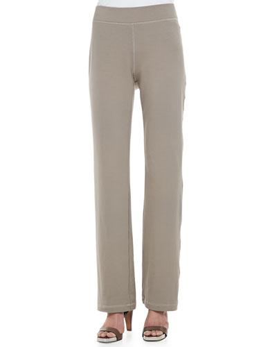 Organic Jogging Suit Pants, Women's