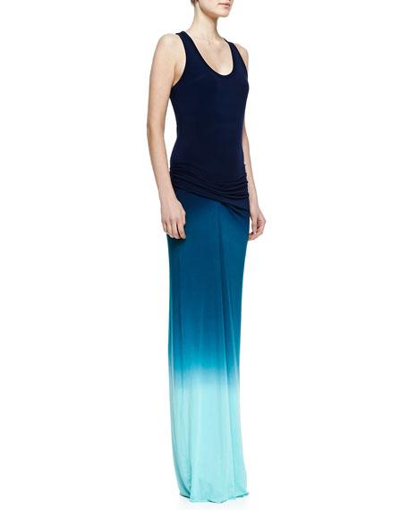 7d705935ea Young Fabulous and Broke Hamptons Ombre Maxi Dress