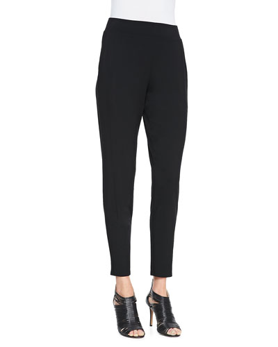 Slouchy Tapered Pants, Women