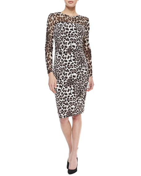 Get Ations Womens Neon Leopard Zebra Animal Print Las Short Bodycon Dress Tunic Long Top
