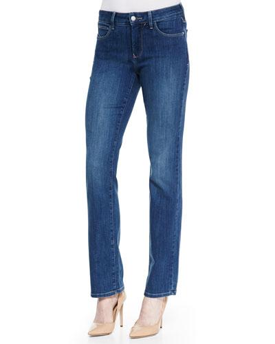 Marilyn Pittsburgh Straight-Leg Jeans