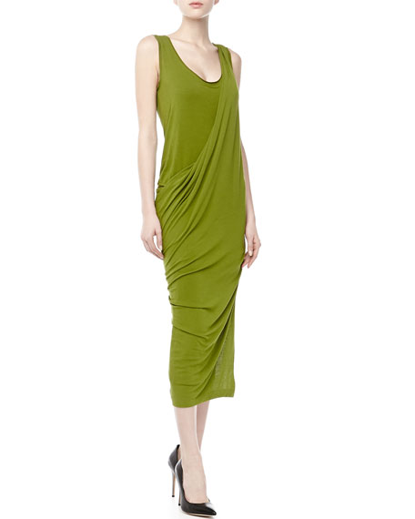 shopping item farfetch drapes dress jersey off draped white women mini