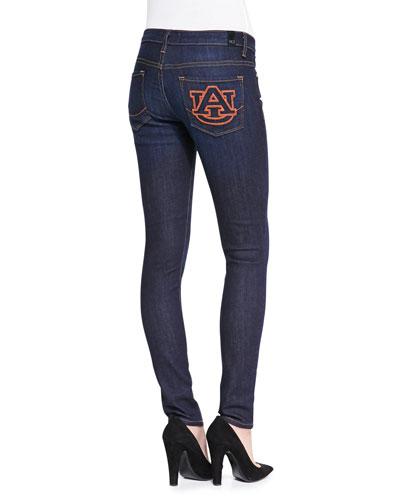 Auburn?? Branded Skinny Jeans, Blue