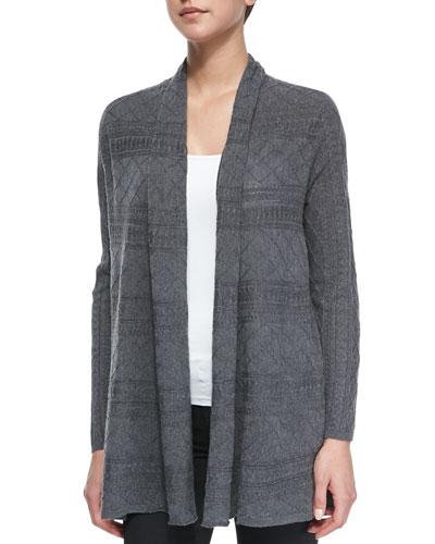 Wren Patterned Knit Sweater