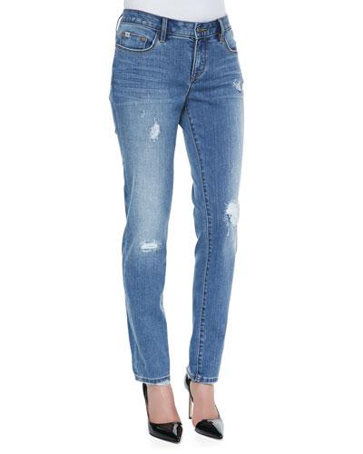 Soft Vintage Distressed Diane Boyfriend Jeans