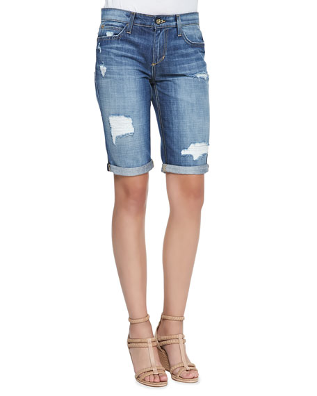 a40bac3f9b8 Joe s Jeans Easy Samara Denim Bermuda Shorts