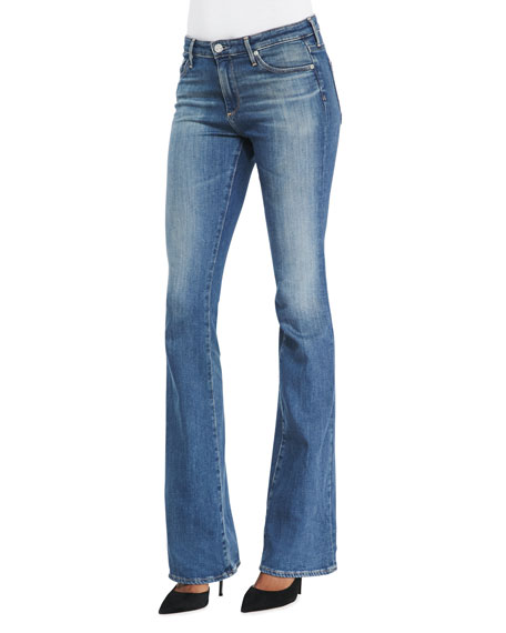 5af9d2d35a4 AG Adriano Goldschmied Angel Boot-Cut Denim Jeans, 10Y Boundless