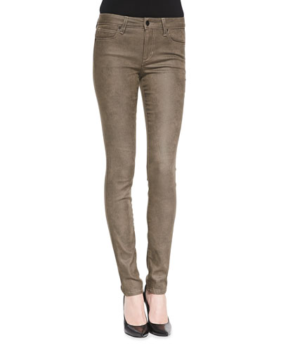Montana Mid-Rise Skinny Jeans