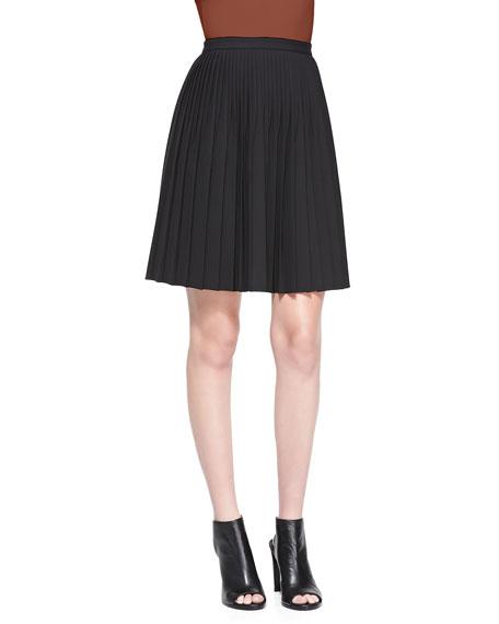 4efa441e8 Theory Zeya Urban Pleated Skirt