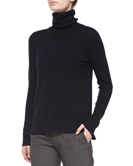 7f9f00a4dcbd7 Vince Cashmere Turtleneck Sweater