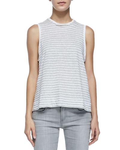 Robin Striped Tank Top