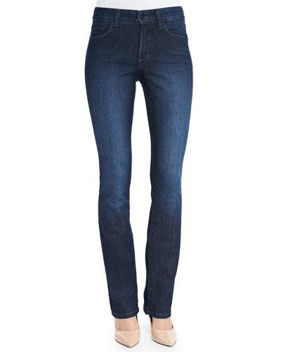 Marilyn Straight-Leg Jeans, Burbank