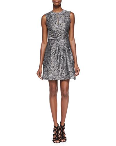 Sleeveless Fortune Teller Dress