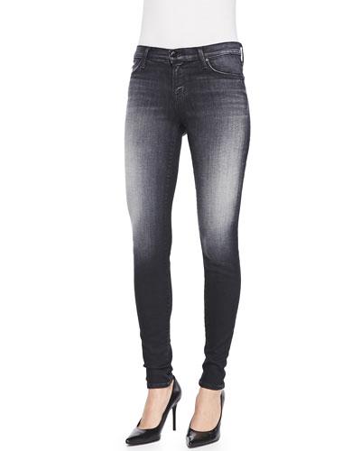 910 Polarized Low-Rise Skinny Jeans