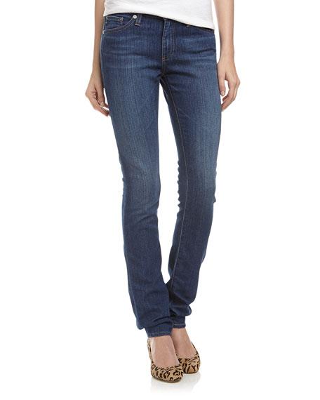 119ce56f941 AG Adriano Goldschmied Premier Skinny Straight Huntington Jeans